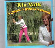 Ria Valk-N Chippie N Putje En N Parretje cd single