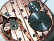 AS 1560 movement Diwen, 17 rubis/jewels, running, for parts/repair, no hour whee