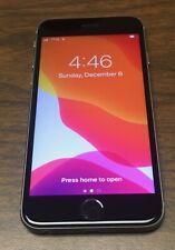 Apple iPhone 6s 32GB - Silver / Black (Straight Talk) A1633 EUC