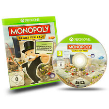 Xbox One Game Monopoly Family Fun Pack Boxed