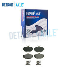 Front Ceramic Brake Pads Ford Taurus Windstar Lincoln Continental Mercury Sable