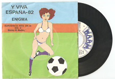 ENIGMA  Viva Espana 82 7/45 NM EURODISCO HITS MIX Warm Records ‎BONEY M. MEDLEY