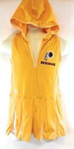 Infant Toddler Girls REEBOK Washington Redskins 1 pc w/ Hood NFL Team Apparel