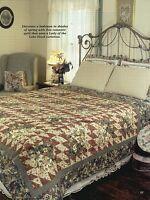 A Little Romance Quilt Pattern Pieced LF