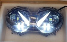 Triumph TIGER  - LED Projection Headlight  ...  Fast USA Shipping!