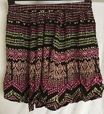 H&M Viscose Short/Mini Casual Skirts for Women