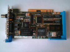 MCA Adapter Card SMC 8013EP/A Microchanel Network Card COAX / AUI Ethernet
