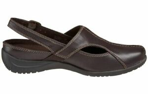 NEW Easy Street Women's Sportster Clog Mules Brown - SIZE 10 M