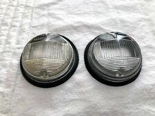 Vintage Fiat 1100 Front Signal Lens