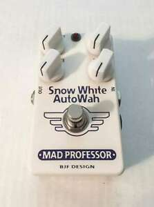 Mad Professor Snow White Auto Wah Hand Wired Guitar Effects Pedal