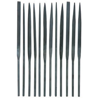 "Sets of 6 #2 Needle Files Chasing Hammer 10/"" Jewelers RepairTools Kit"