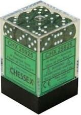 Chessex Dice d6 Sets Recon Speckled 36 12mm Six Sided Die CHX 25925