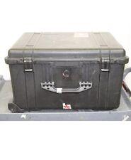 PELICAN Case 1620 USED Black No Foam