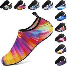 ANLUKE Water Shoes Barefoot Aqua Yoga Socks Quick-Dry Beach Swim Surf Shoes for