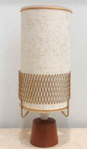 Vintage Retro ROCKET Table Lamp #1862