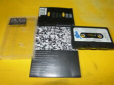 GEORGE MICHAEL - K7 audio / Audio tape !!! LISTEN WITHOUT PREJUDICE !!!