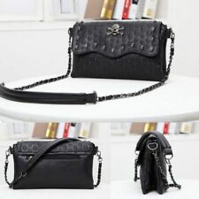 Fashion Women Leather Skull Handbag Messenger Shoulder Clutch Crossbody Bag Hot