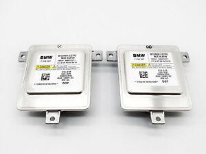 2x New OEM 10-17 BMW F07 F10 5 Series Xenon Ballast D1S Bulb Control Unit
