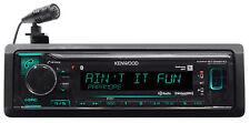 Kenwood KMM-BT522HD In-Dash Car Digital Media Receiver w/Bluetooth/USB/MP3