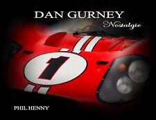 DAN GURNEY Nostalgie   Carroll Shelby  Phil Remington  Indianapolis  Cobra F1