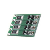 4S 16.8V BMS PCB 18650 Lithium Battery Charger Protection Balancing Board BSG