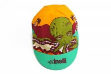 "NEW Cinelli ""Tropical"" Cotton Cycling Cap - ONE SIZE -retro fixed track"