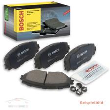 1 BOSCH Bremsbelagsatz, Scheibenbremse Vorderachse mit Schrauben MITO RITMO III