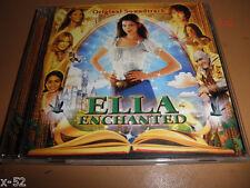 ELLA ENCHANTED anne hathaway sings CD kelly clarkson BRYAN ADAMS jesse mccartney