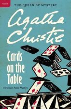Cards on the Table: A Hercule Poirot Mystery (Hercule Poirot Mysteries) by Agath