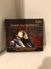 Everly Brothers : Live Reunion Concert CD