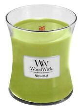 WoodWick MINI PERFECT PEAR High Quality Soy Based Candle