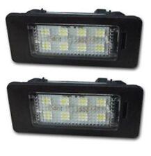 2x BMW LED SMD Kennzeichenbeleuchtung Module E90 E91  Nummerschildbeleuchtung