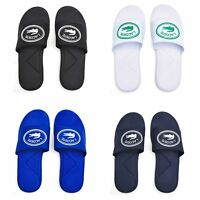 Lacoste L.30 119 3 CMA Slide Pool Beach Slip On Sandals in Black, White, Blue