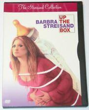 Up the Sandbox DVD.  Barbra Streisand, David Selby.  Snapcase.