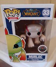 Murloc Gamestop Exclusive World Of Warcraft Vaulted Funko Pop