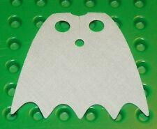 LEGO - Minifig, Cape Cloth, Scalloped 5 Points (Batman) - White