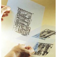 Jetstar estándar de inyección de tinta película A4 transparant claro Ilustraciones Pcb transparencia