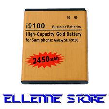 Batteria Gold 2450mah COMPATIBILE SAMSUNG GALAXY S2 I9100- MAGGIORATA