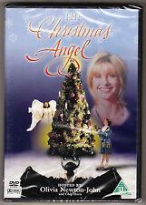 THE CHRISTMAS ANGEL - OLIVIA NEWTON-JOHN, CHIP DAVIS - NEW SEALED R2 DVD