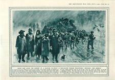 1915 Aceite De Lluvia Negro Gallego-quemaduras de Campo Gris señor secretario de Estado de Asuntos Exteriores AFF