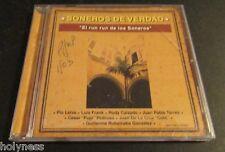 SONEROS DE VERDAD / EL RUN RUN DE LOS SONEROS / CD / ORIGINAL PRESSING