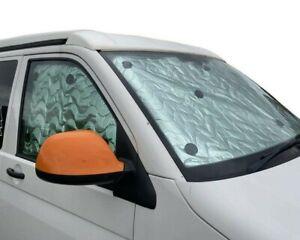 VW T6 Thermal internal Blind Set - Transporter / Caravelle 3 piece screens