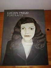 Lucian Freud Portraits, Very Good Condition Book, Michael Auping, Sarah Howgate,