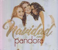 CD - Navidad NEW Pandora 1 CD & 1 DVD Includes Noche De Paz FAST SHIPPING !