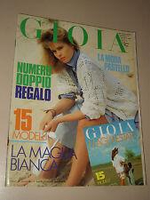GIOIA=1986/21=LORETTA GOGGI=RED CANZIAN POOH=SOPHIE MARCEAU=CHRISTOPHER LAMBERT