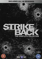 Strike Back - Complete Series 1-5 [DVD][Region 2]