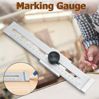 Marking Gauge Durable Useful Stainless Steel Wood Working Machine Accessories