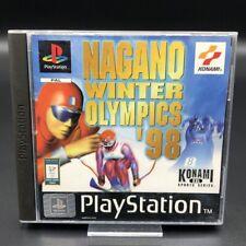 PS1 Nagano Winter Olympics '98 (Komplett) (Gebrauchsspuren) Sony PlayStation 1