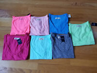 NWT Hollister Icon Bay Street Short Sleeve T-Shirt S,M or L 7 Colors Available