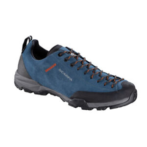 Scarpa Mojito Trail GTX Mens Hiking Shoes - Ocean